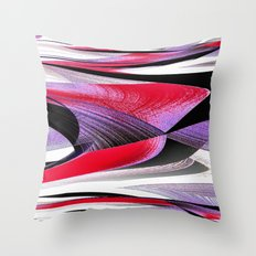 Hang In the sky Throw Pillow