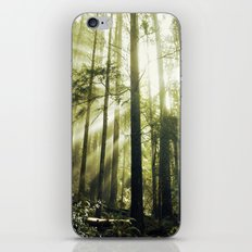 The Call of the Forest iPhone & iPod Skin