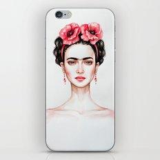 Frieda iPhone & iPod Skin