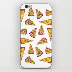 Pizza Pattern iPhone & iPod Skin