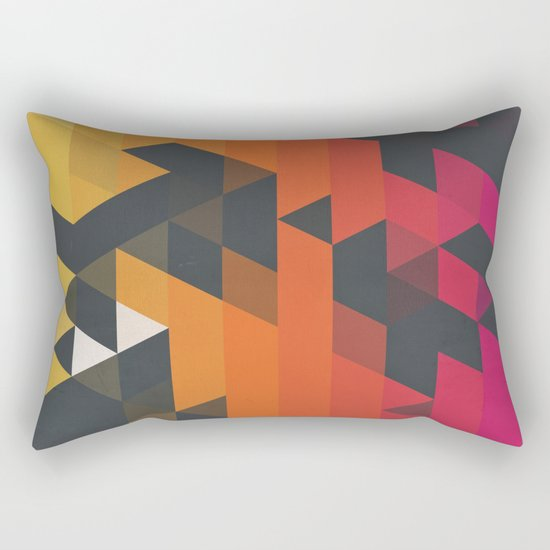 myss symmyr Rectangular Pillow