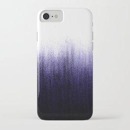 Lavender Ombré iPhone Case