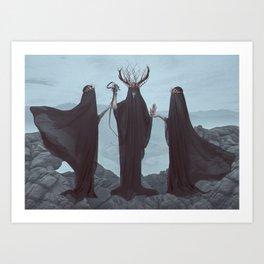 Trinity Art Prints | Society6