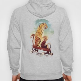 boy and Tiger Hoody