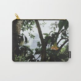 Jungle of Machu Picchu Carry-All Pouch
