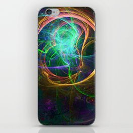 Consciousness Realized iPhone Skin