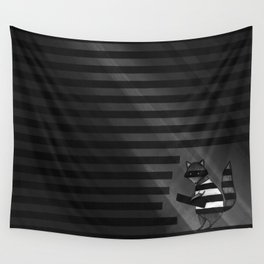I Walk The Line Wall Tapestry