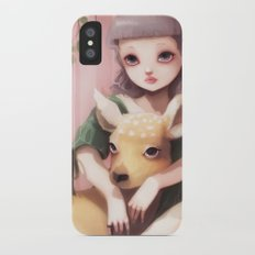 My dear lady deer... Slim Case iPhone X