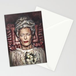 Tilda Swinton / Grand Budapest Hotel / Wes Anderson / Madame D. Stationery Cards