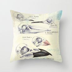 Finding Beauty Throw Pillow