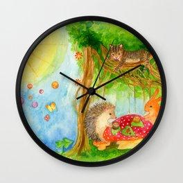 Banyan Wall Clock