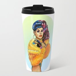 Aja the Queen Travel Mug
