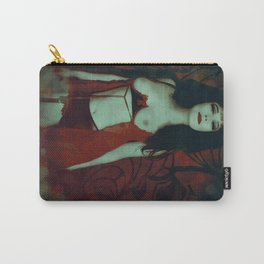 Valeria Uncensored Carry-All Pouch
