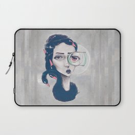 Rare Royal through the looking glass Laptop Sleeve