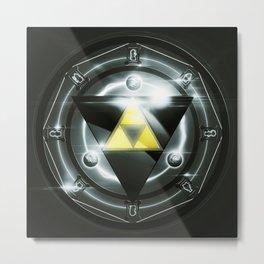Light Of Zelda Metal Print