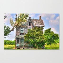 Screen Porch Canvas Print