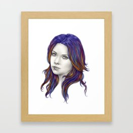 Ashley Framed Art Print