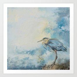 Shore Bird 8664 Art Print