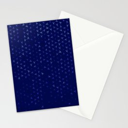 scorpio zodiac sign pattern std Stationery Cards