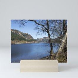 Loch Lubnaig Mini Art Print