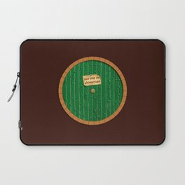 Out for an adventure Laptop Sleeve