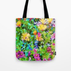 Wall Flowers tote bag by photosbyhealy