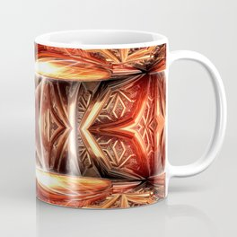 Copper Pipes Coffee Mug