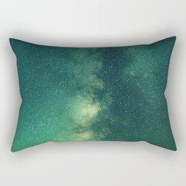 Stars Aflame Rectangular Pillow