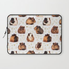 The Essential Guinea Pig Laptop Sleeve