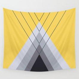 Iglu Primrose Yellow Wall Tapestry