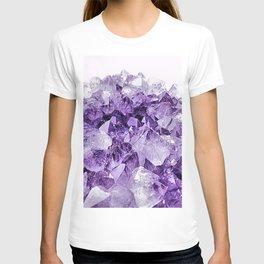 Amethyst Cluster T-shirt