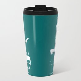 Home in Turquoise Travel Mug