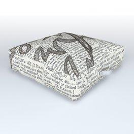Brainstorming Outdoor Floor Cushion