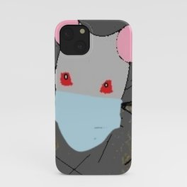 The Year of the Rat iPhone Case