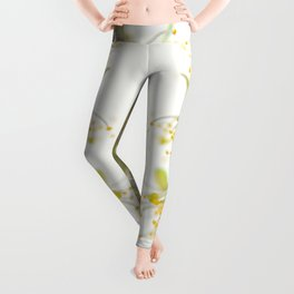 Abstract Filament Leggings