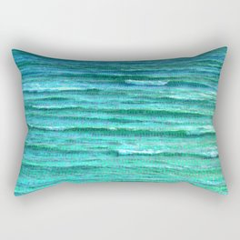 Sea of Indifference Rectangular Pillow