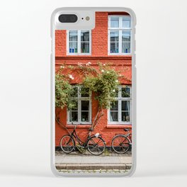 Colors of Copenhagen Clear iPhone Case