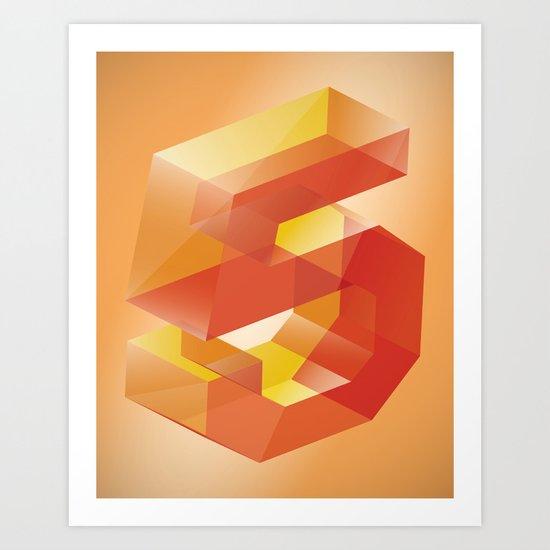 Jell-o Nº5 Art Print