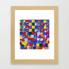 Quilty Framed Art Print