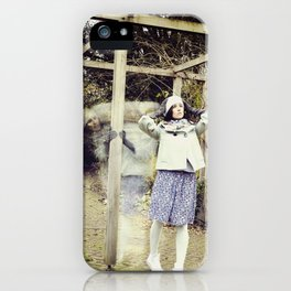 Diffy Toulettes fav place lll. iPhone Case