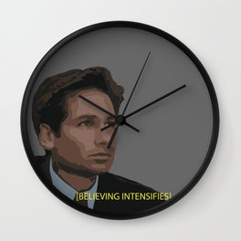 [Believing Intensifies] Wall Clock