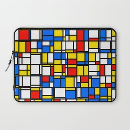 Mondrian Style 2 Laptop Sleeve