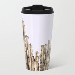 Metal Cactus Travel Mug