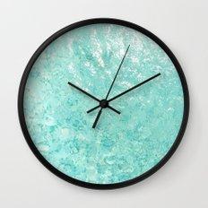 Pool Floor Wall Clock