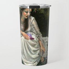 Ophelia's Lament Travel Mug