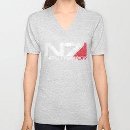 N7 Infiltrator Unisex V-Neck