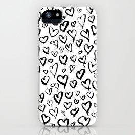 Heartful iPhone Case