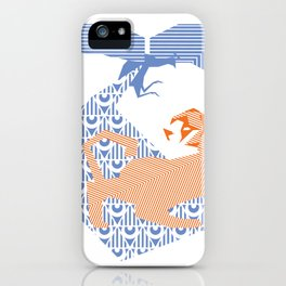 fray (colour) iPhone Case