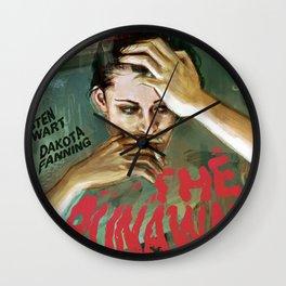 The Runaways Wall Clock