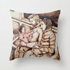 What's that? Throw Pillow